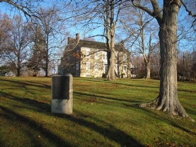 Marker in Ghent, NY image. Click for full size.