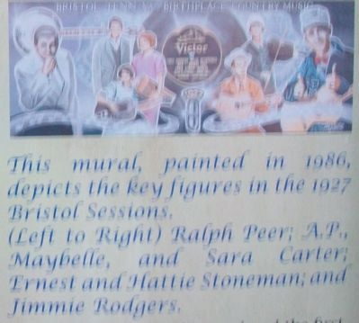 Picture of Mural from the Marker image. Click for full size.