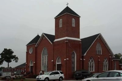 Liberty Hill Church image. Click for full size.