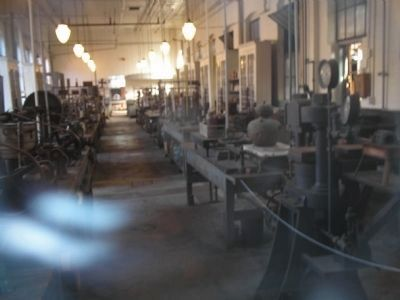 Inside Edision's Chemistry Laboratory image. Click for full size.