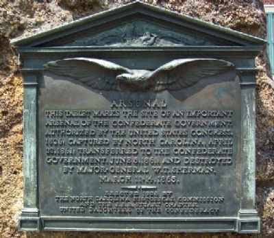 Arsenal Marker Photo, Click for full size