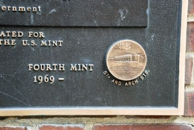 Fourth United States Mint Detail image. Click for full size.