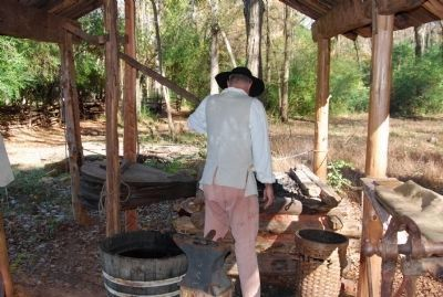 Blacksmith Forge image. Click for full size.