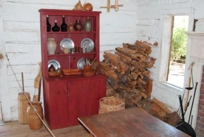 Inside the McConnell House image. Click for full size.