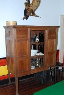 More in the Doctor's study at the Homestead image. Click for full size.
