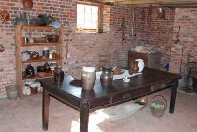 Dining Hall Basement image. Click for full size.