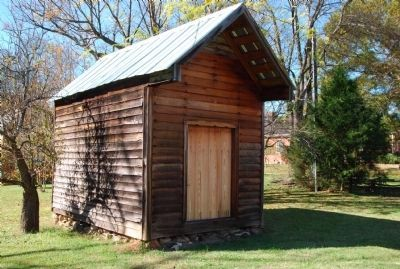 Smokehouse image. Click for full size.