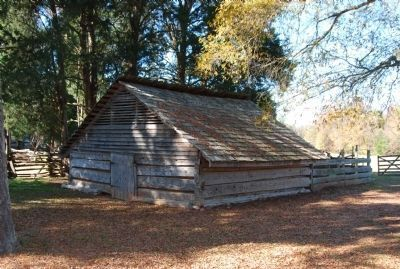 Poultry Barn image. Click for full size.