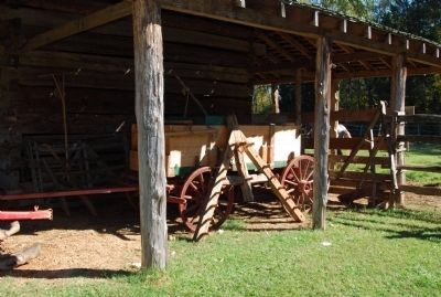 McGill Barn image. Click for full size.