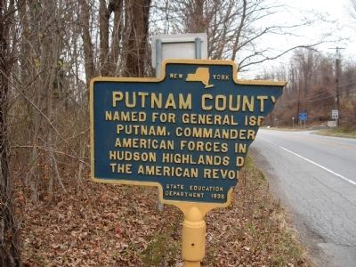 Putnam County Marker image. Click for full size.