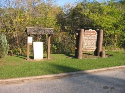 Black Hawk War Markers Photo, Click for full size