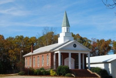 Bullock Creek Presbyterian Church Photo, Click for full size