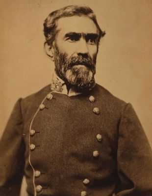 Braxton Bragg<br>1817&#8211;1876 image. Click for full size.