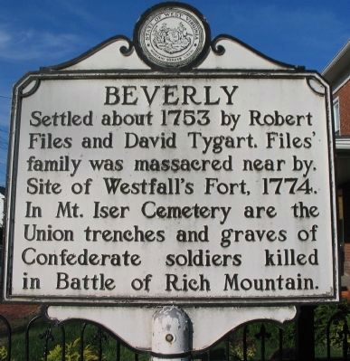 Beverly Marker image. Click for full size.