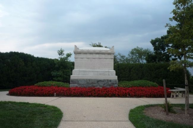 Civil War Unknowns Monument image. Click for full size.