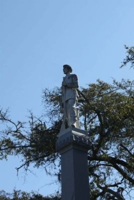 Williamsburg County Confederate Monument image. Click for full size.