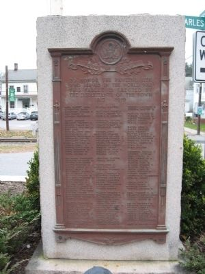 Pawling World War I Memorial image. Click for full size.