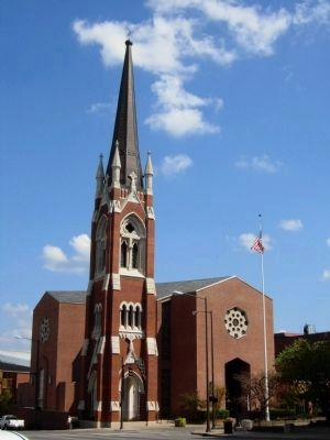 First Baptist Church Nashville image. Click for full size.