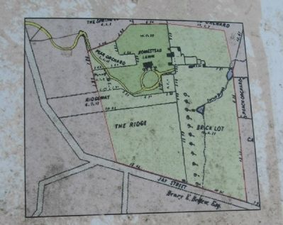 Map of the Carriage Drive image. Click for full size.