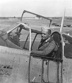 "Colonel George S. ""Spanky"" Roberts, USAF image. Click for full size."