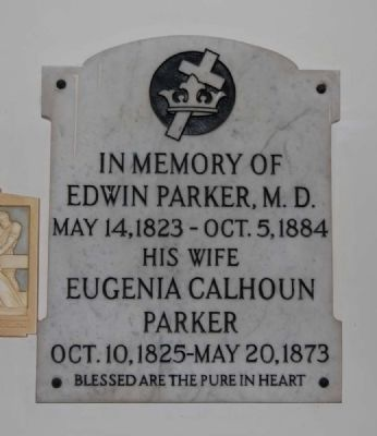 Edwin & Eugenia Parker image. Click for full size.