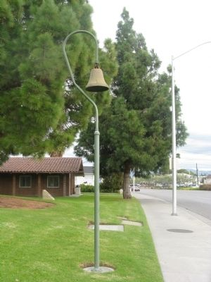 El Camino Real Bell image. Click for full size.