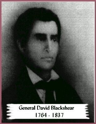 General David Blackshear image. Click for full size.