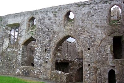 Bective Abbey Windows image. Click for full size.