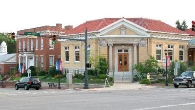 Lebanon (Carnegie) Library image. Click for full size.