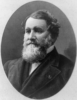 Cyrus Hall McCormick, Sr.<br>(1809&#8211;1884) Photo, Click for full size