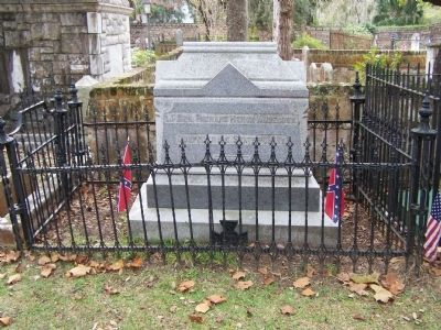St. Helena's Church Lt. Gen. Richard Heron Anderson Confederate States Army image, Click for more information