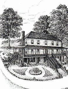 Cherry Hill Plantation image. Click for full size.