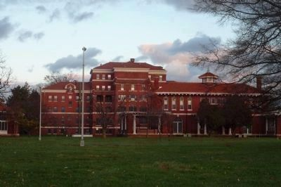 St. Elizabeths Hospital - east campus <br>(D.C. Department of Mental Health) image. Click for full size.