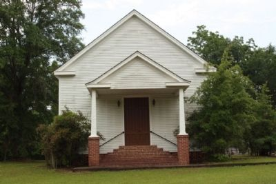 Walnut Grove Church image. Click for full size.