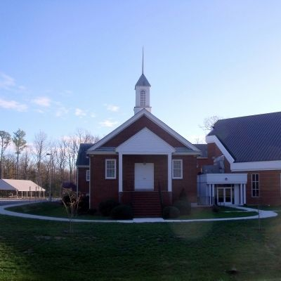 Enon Baptist Church image. Click for full size.