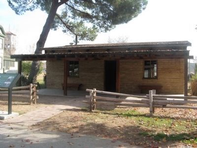 Adobe House Photo, Click for full size