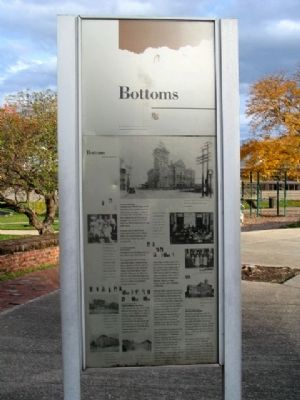 Bottoms Marker (Side A) image. Click for full size.