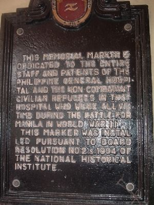 Memorial Marker Photo, Click for full size