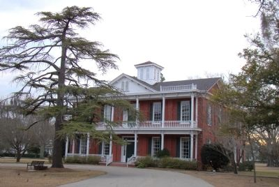 The Former Marion Academy, Now the Museum of Marion County image. Click for full size.