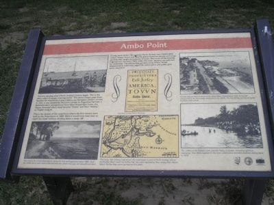 Ambo Point Marker image. Click for full size.