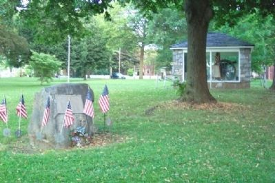 American Legion Post 482 War Memorial image. Click for full size.