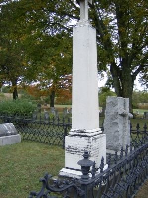 Capt. Samuel G. Prather Marker?Monument Photo, Click for full size