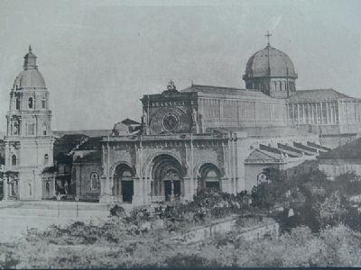 5th Manila Cathedral image. Click for full size.