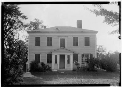 The General William North House image. Click for full size.