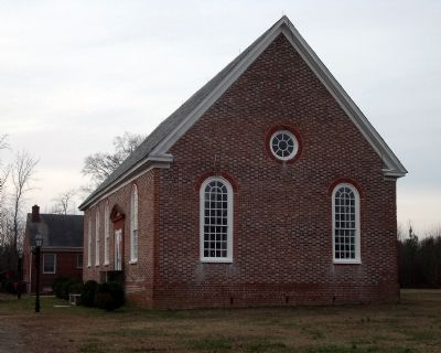 Colonial Church Photo, Click for full size