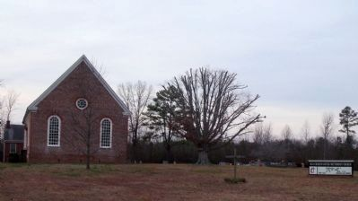 Old Church United Methodist Church Photo, Click for full size