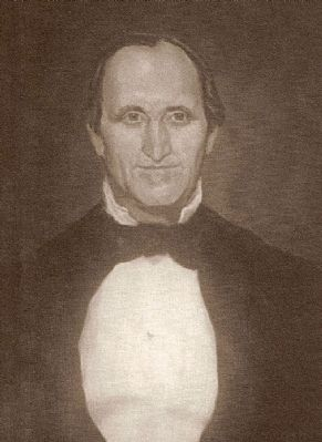 William Burkhalter Dorn<br>(1799&#8211;1876) Photo, Click for full size