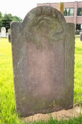 Bird Tombstone in St. Gabriels Church Cemetery image. Click for full size.