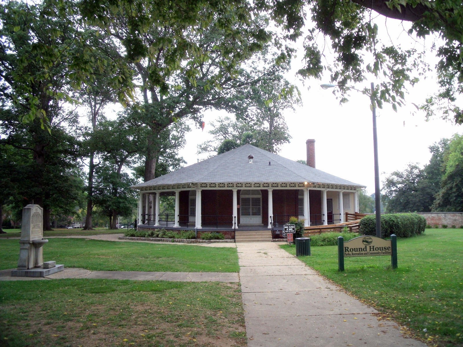 The Round House at Byrd Park