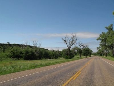 Road Side Park, South of Floydada, Tx Photo, Click for full size